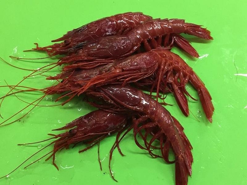 Grosse crevette